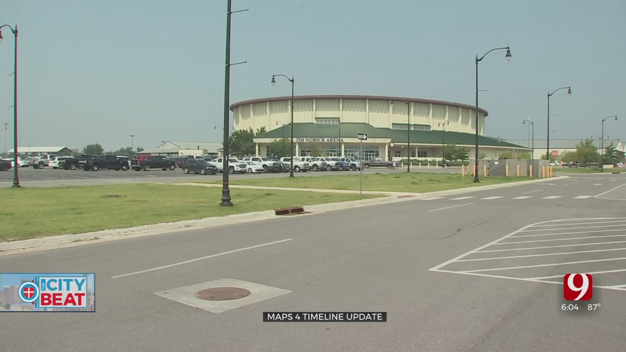 MAPS 4 Fairgrounds Arena, Paycom Center Improvements Among First Projects To Tackle In Timeline Update