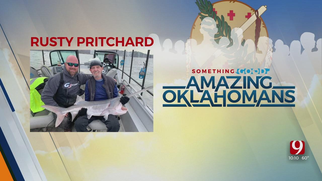 Amazing Oklahoman: Rusty Pritchard