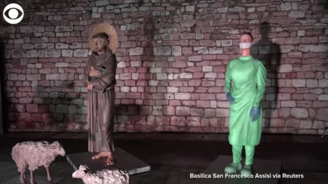 WATCH: Nativity Scene Includes New 2020 Addition