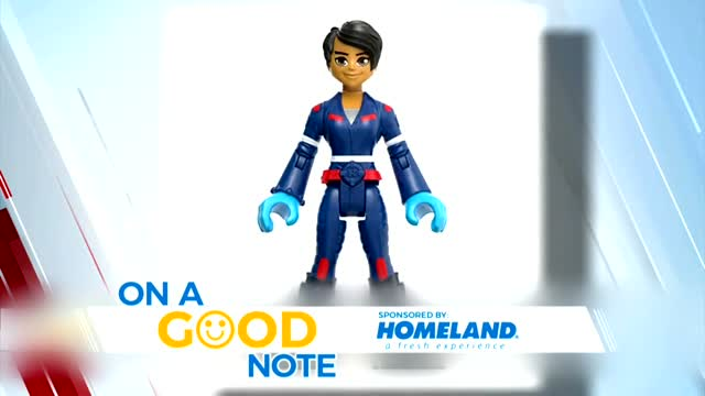 On A Good Note: Mattel's Heroes Collection