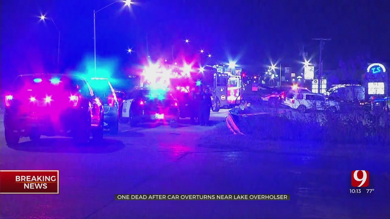 Deadly Car Accident In Oklahoma County Leaves At Least 1 Dead, Authorities Confirm
