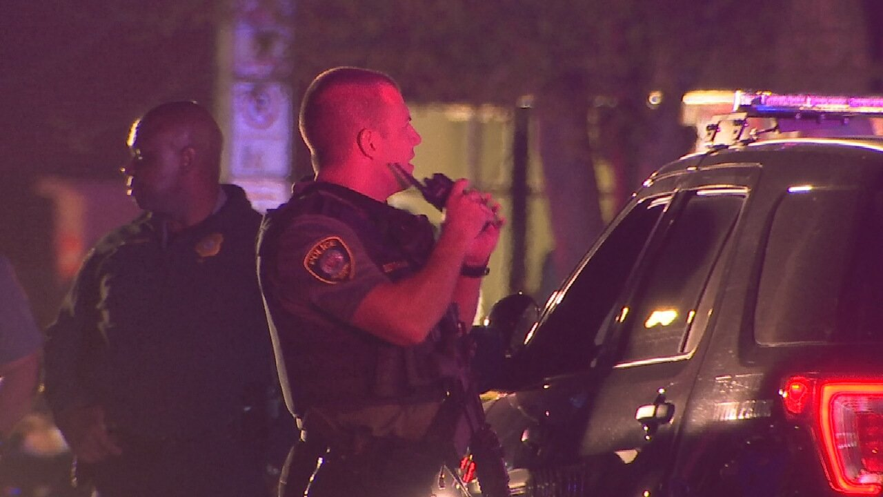 2 Hospitalized After Bricktown Nightclub Fight Ends With Shooting, Stabbing