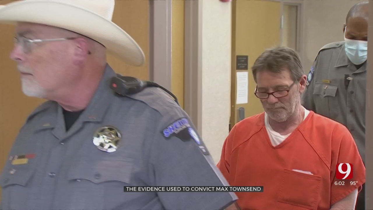 Evidence Used To Convict Max Townsend Publicly Released