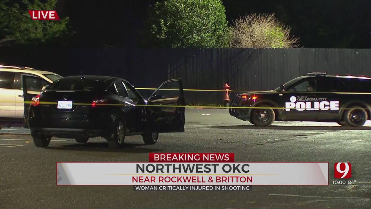 Police: Woman Shot, Critically Injured After Refusing To Give 3 Suspects A Ride At OKC Apartment Complex