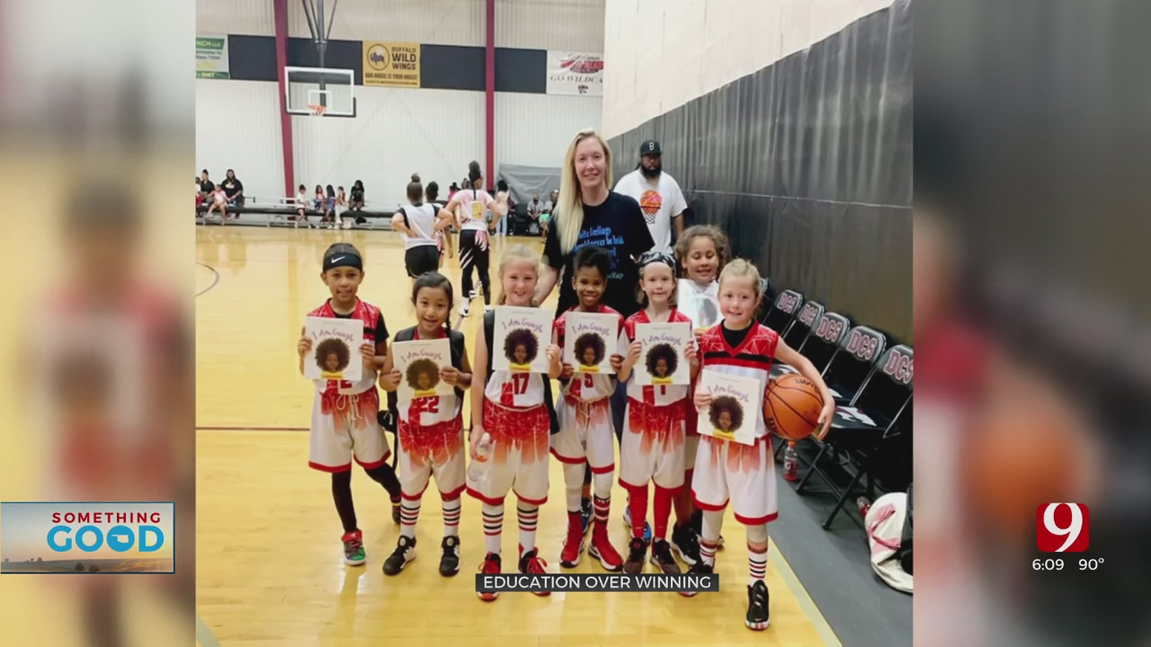 Something Good: Youth First Basketball Coach Pairs Reading and Education With Competitive Sports