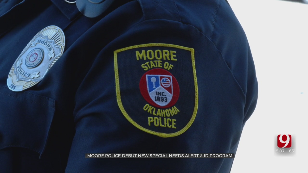 Moore Police Department Implements New Program For Residents With Special Needs