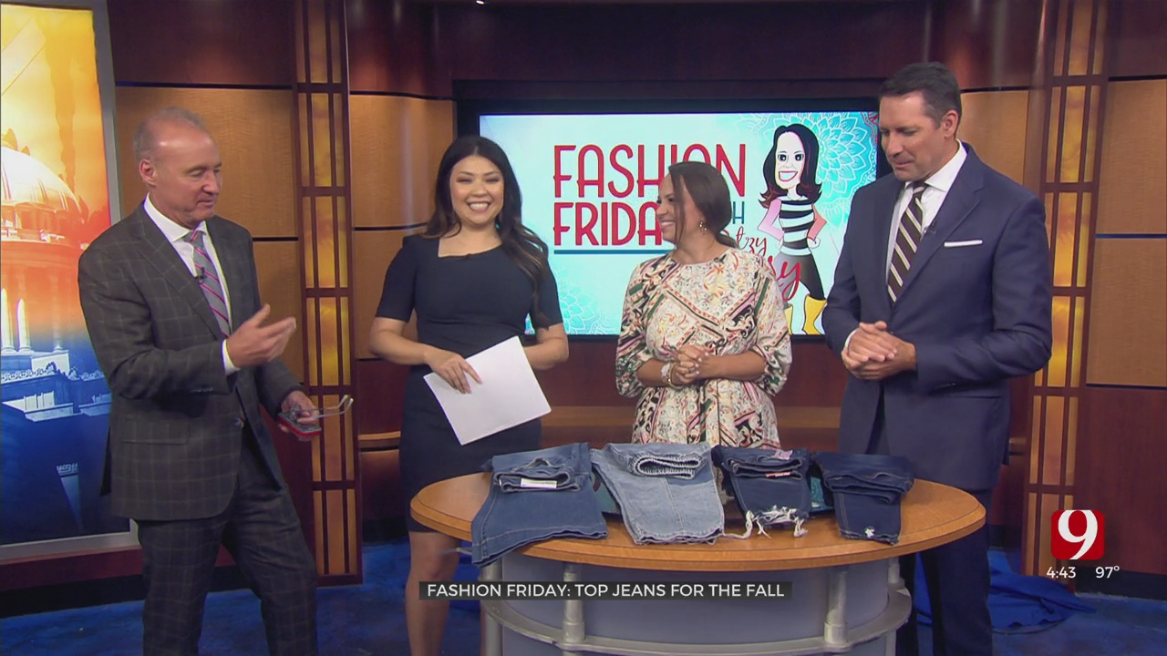 Fashion Friday: Top Jeans For The Fall