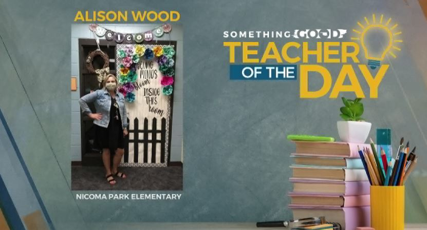 Teacher Of The Day: Alison Wood