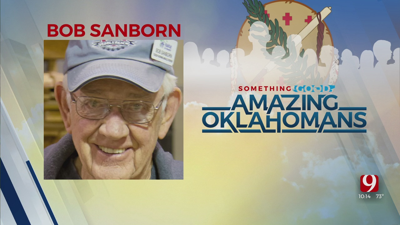 Amazing Oklahoman: Bob Sanborn