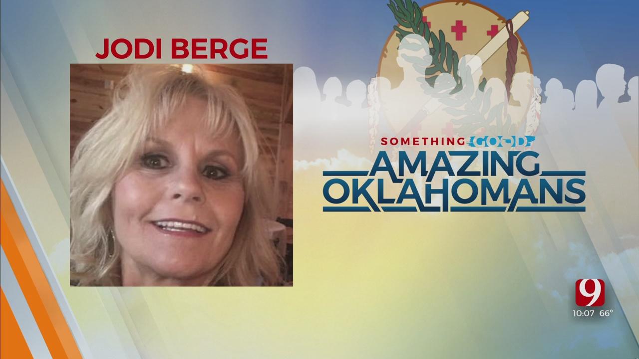 Amazing Oklahoman: Jodi Berge