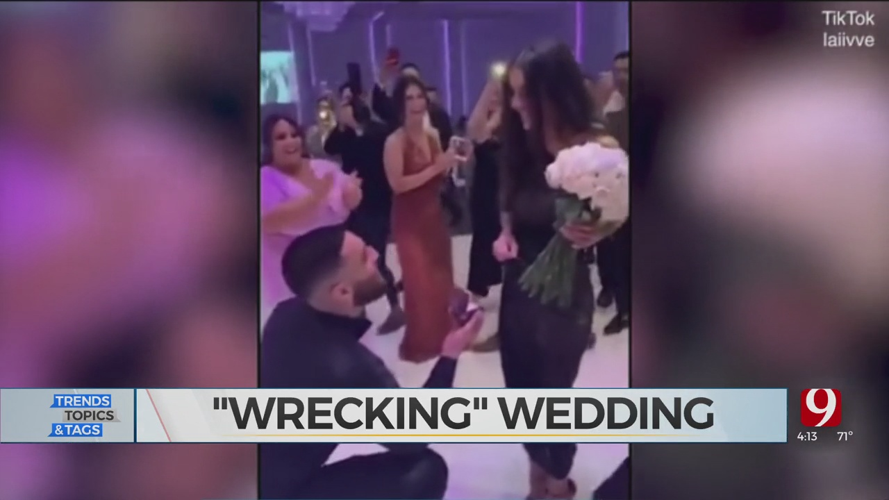 Trends, Topics & Tags: 'Wrecking' A Wedding
