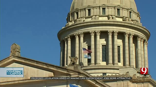 Oklahoma Lawmakers Get To Work On 'Back The Blue' Legislation