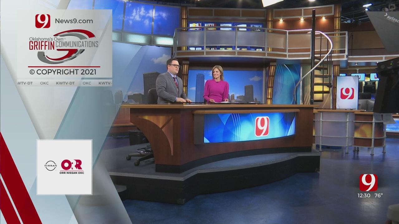 News 9 Noon Newscast (June 7)