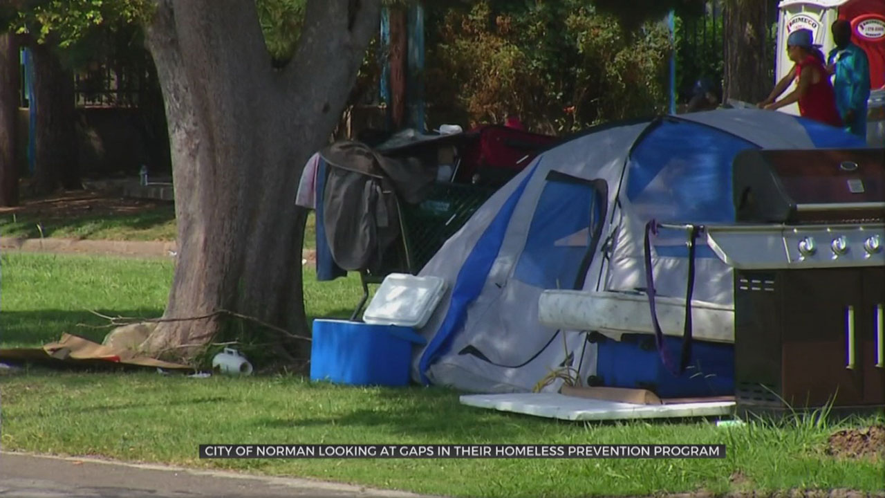 Norman City Council Looks Into Barriers Homeless Population Faces In The City