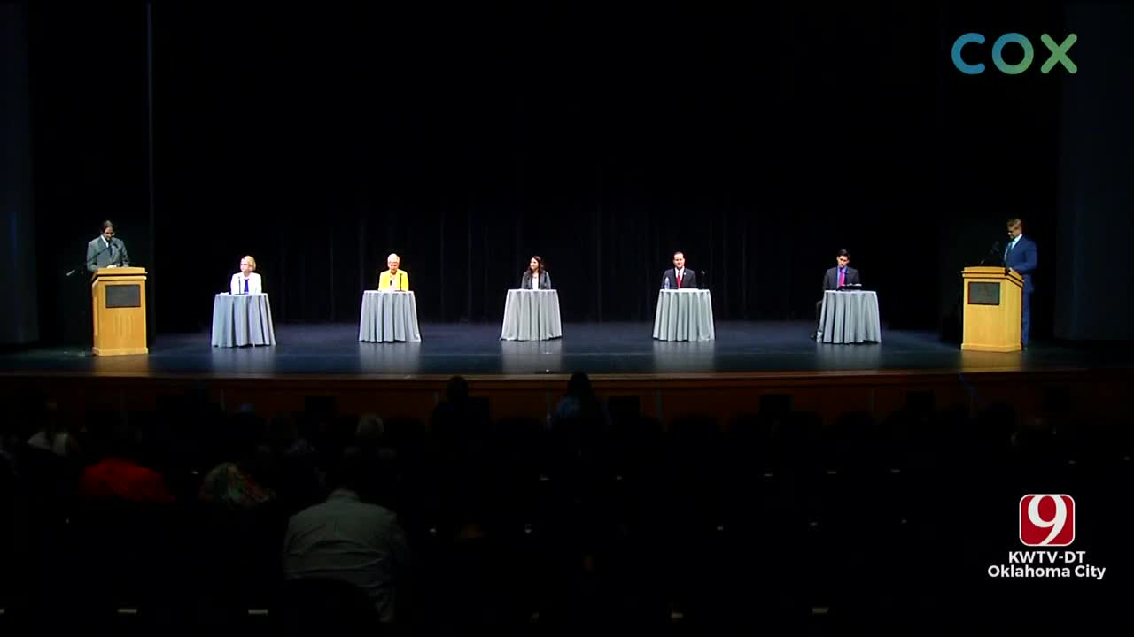 Oklahoma GOP Debate For Congressional District 5