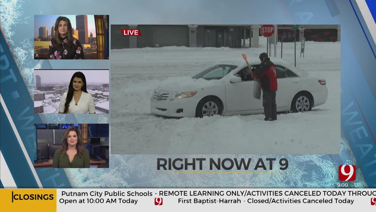 News 9 9 a.m. Newscast (Feb. 17)