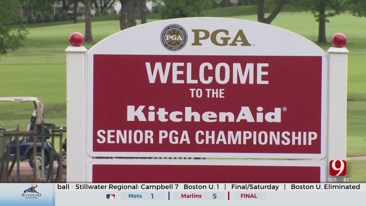 Southern Hills Ready To Host The Senior PGA Championship