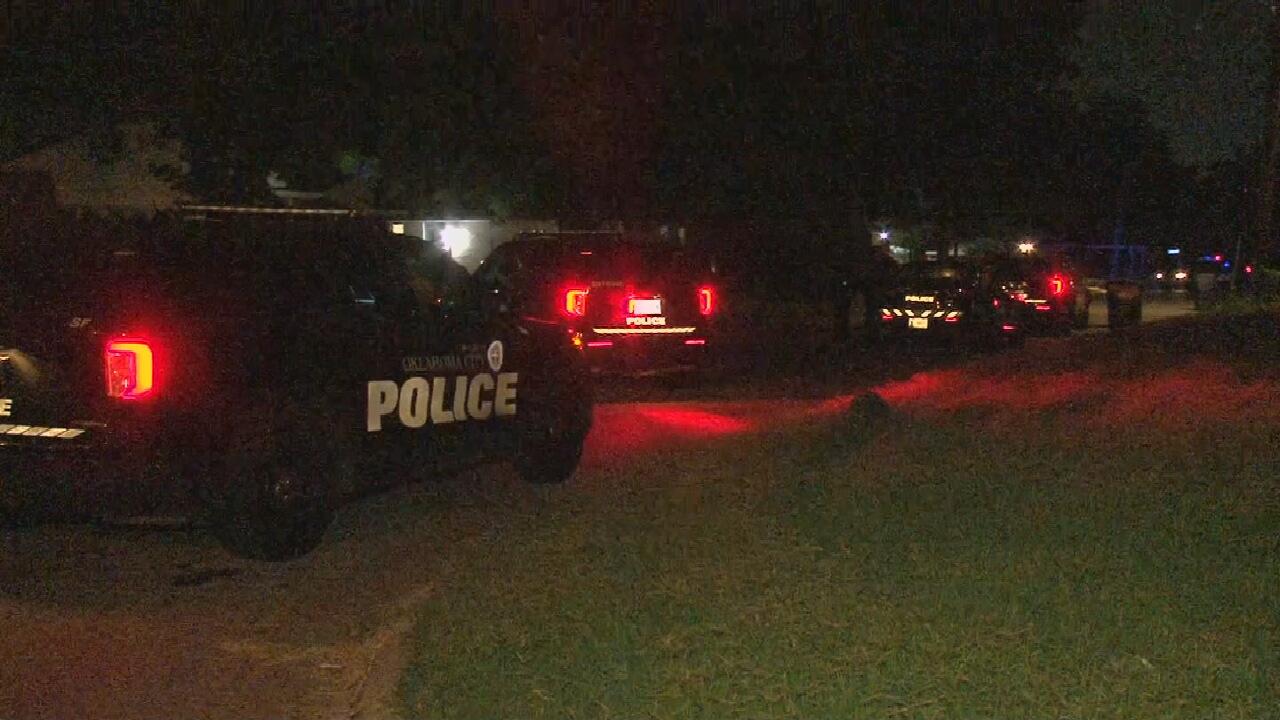 Shots Fired At House After Large Gathering Broken Up; OKC Police Investigating