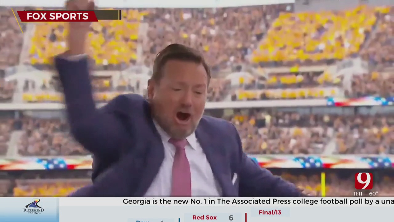 Viewer Question: Thoughts On Bob Stoops' Reaction to OU Beating Texas