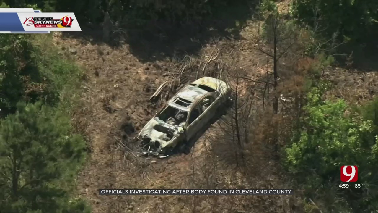 Authorities Investigating After Property Owners Discover Body In Cleveland County