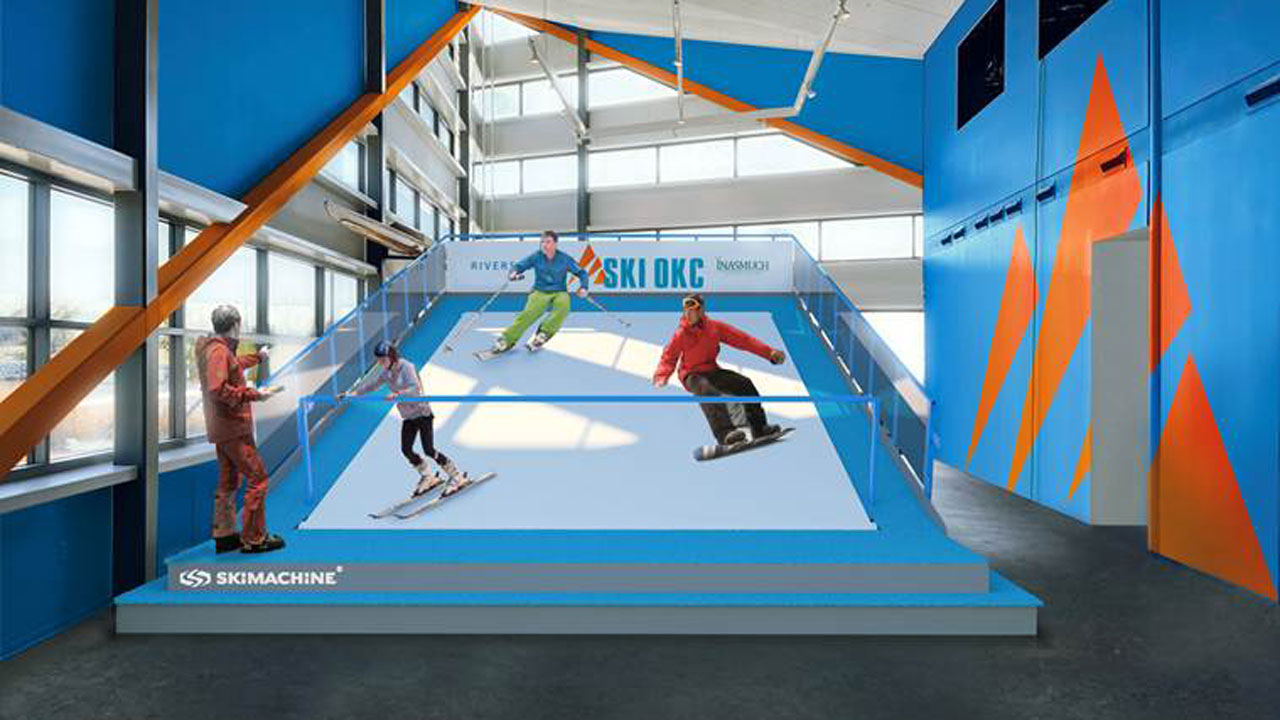Riversport To Add Skiing, Snowboarding Experience To OKC