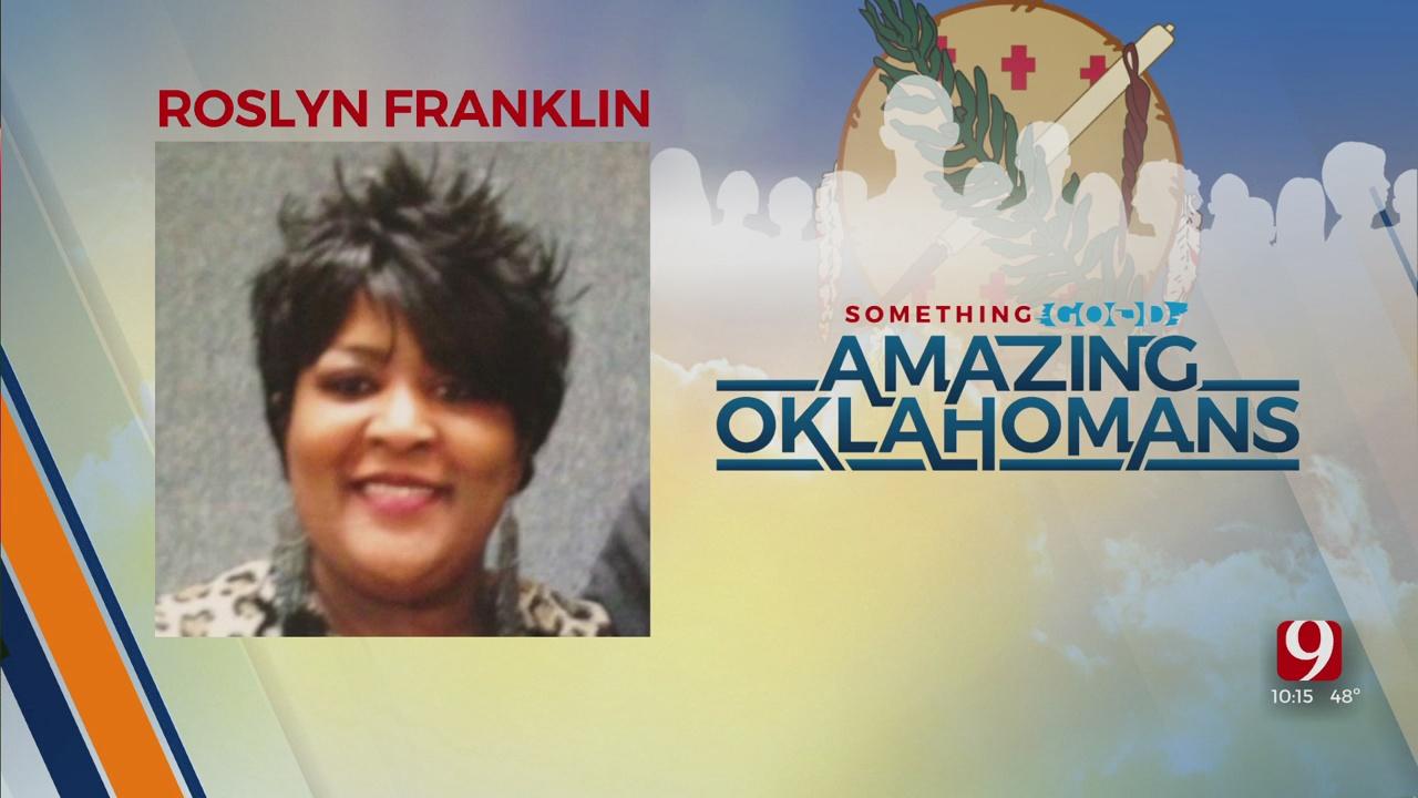 Amazing Oklahoman: Roslyn Franklin