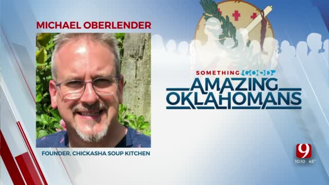 Amazing Oklahoman: Michael Oberlender