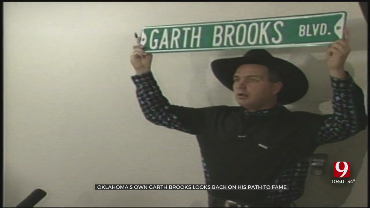 Garth Brooks Reflects On Meteoric Rise, Historic Success In Country Music