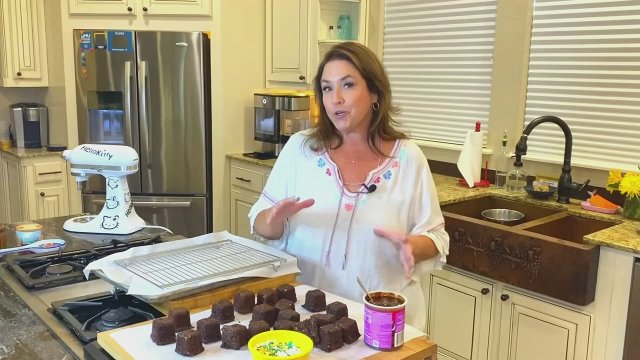 Sassy Mama: Bakery Style Brownies Part 2