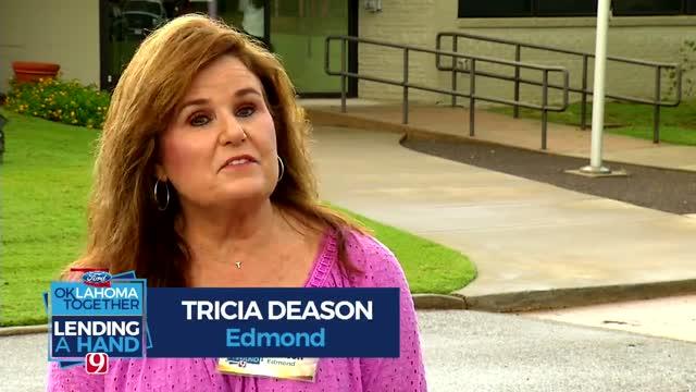 Lending A Hand: Tricia Deason