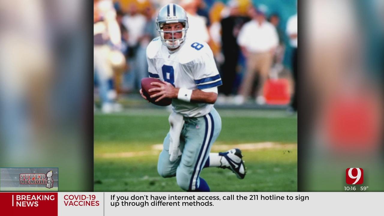 Henryetta's 3-Time Super Bowl Champ Troy Aikman Shares His Super Bowl Memories