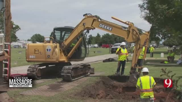 Tulsa Race Massacre Centennial Coverage: The Search For Mass Graves
