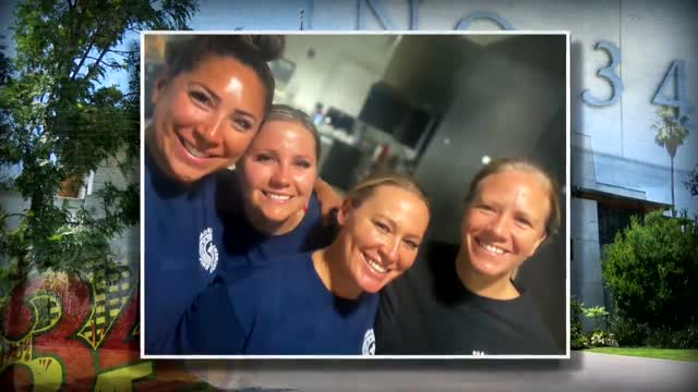 Pasadena Fire Department Staffs All-Female Fire Crew For 1st Time In History