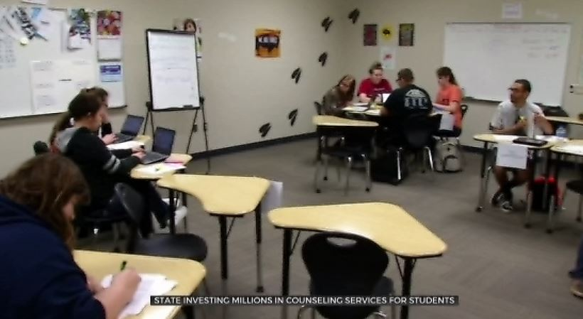 Oklahoma State Superintendent Hofmeister On New 'Counselor Corps' Program