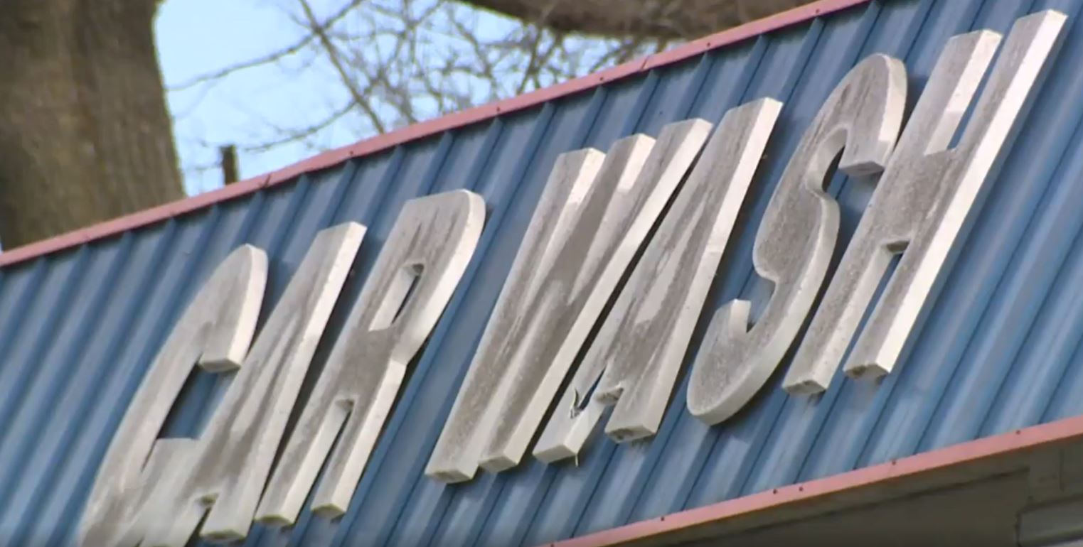 Car Wash Undergoing Conversion To Food Hall