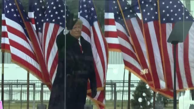 After Democrats' Visceral Presentation, Trump's Defense Team On Stage