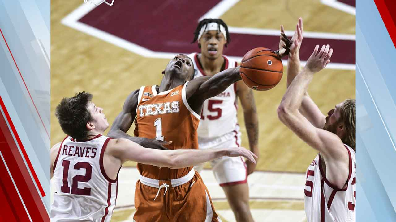 Sooners Lose Fourth Straight Game To Texas; 69-65