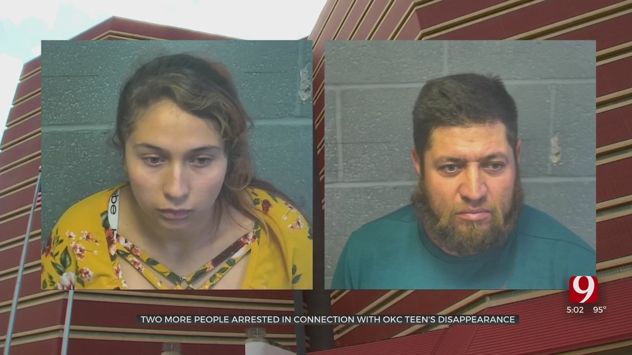 2 More Arrests Made In Connection With Disappearance Of OKC Teen