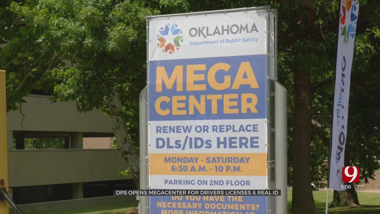 DPS Opens 1st Megacenter To Speed Up ID Renewal Process