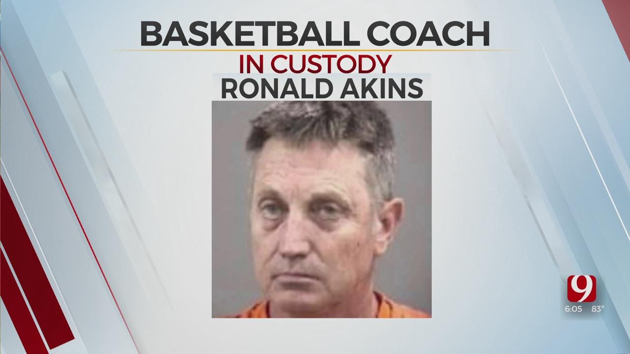 Ninnekah Girls Basketball Coach Arrested, Held In Grady County Jail