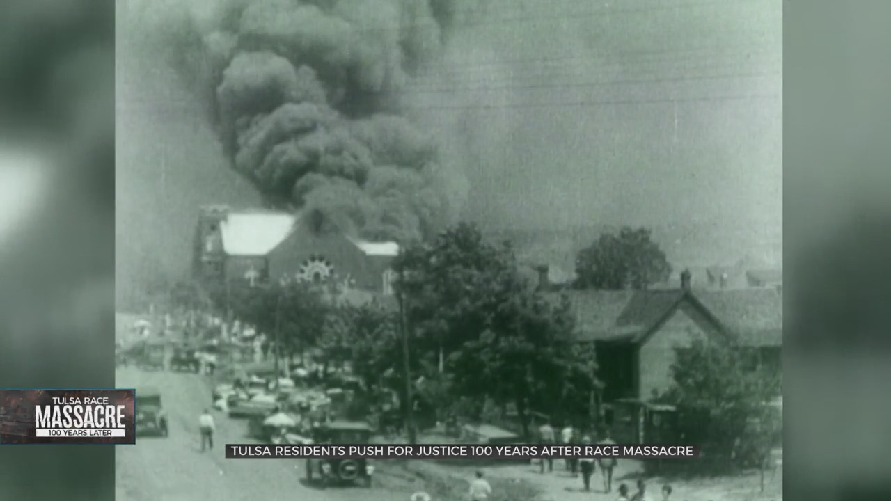 Tulsa Residents Seek Justice 100 Years After Race Massacre