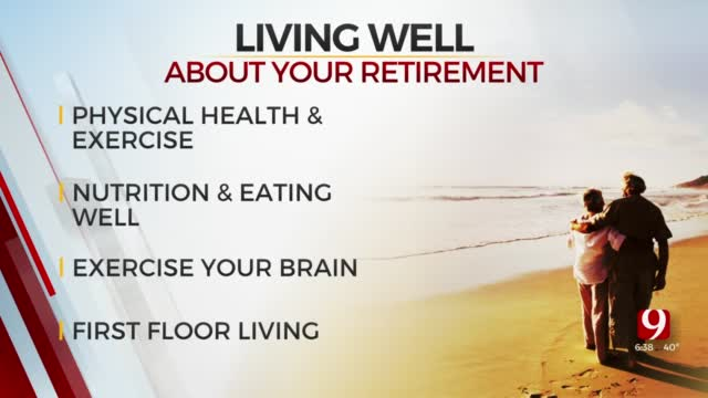 About Your Retirement: Living Well