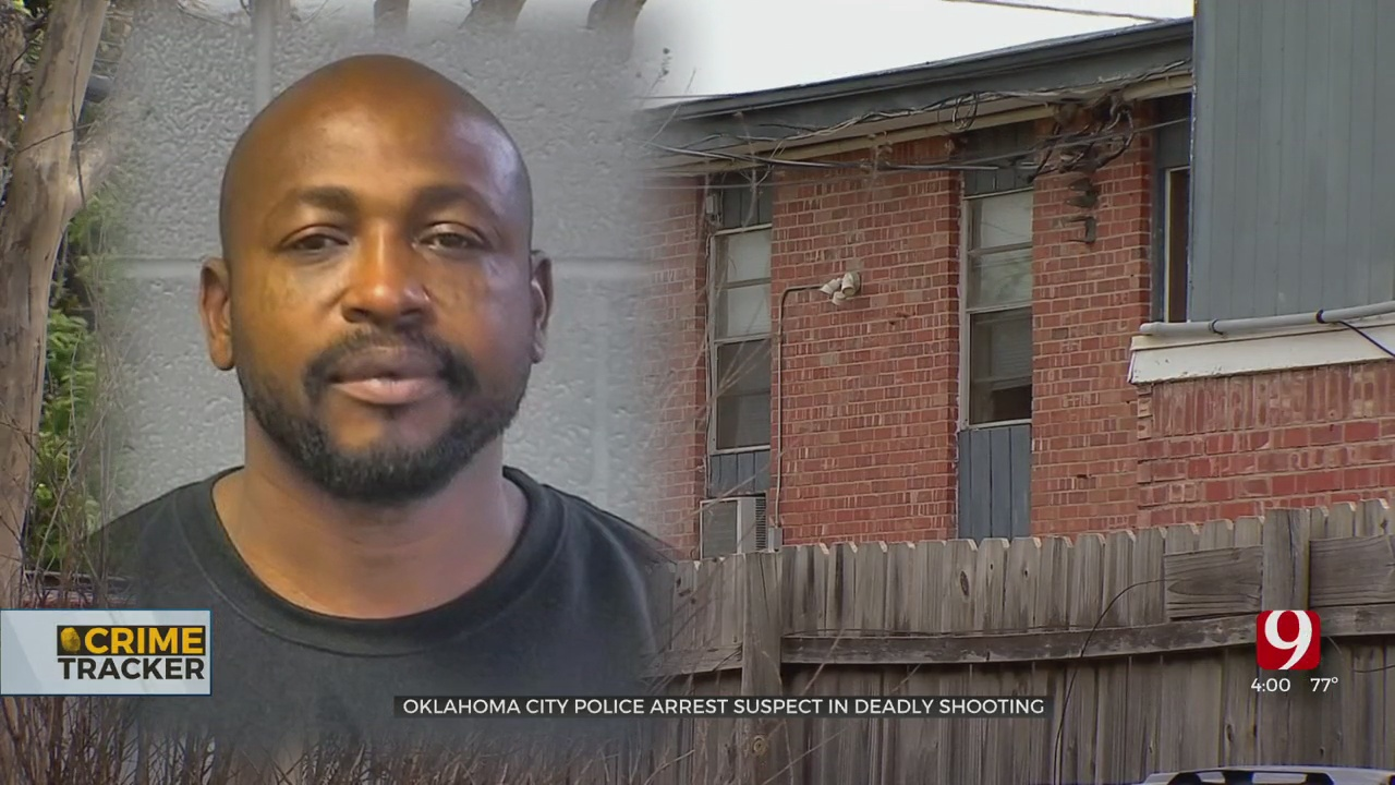 OKC Man Arrested In Connection With Shooting Death Of Disabled Army Veteran