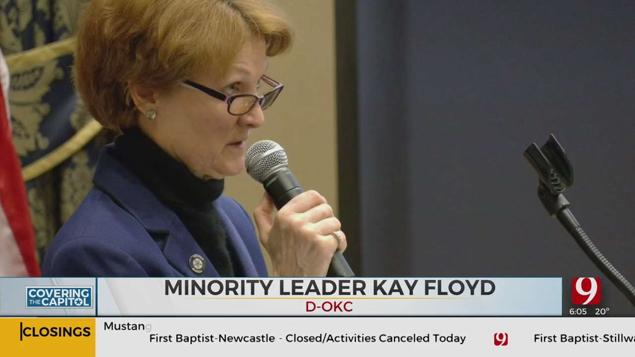 Gender-Based Wage Discrimination Bill Fails Oklahoma Senate Committee