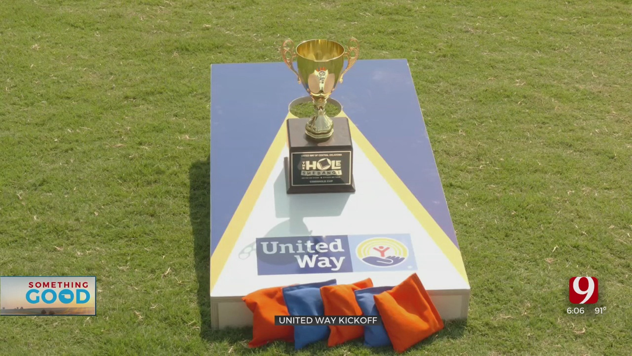 The United Way Of Central Oklahoma Kicks Off Fundraising Campaign