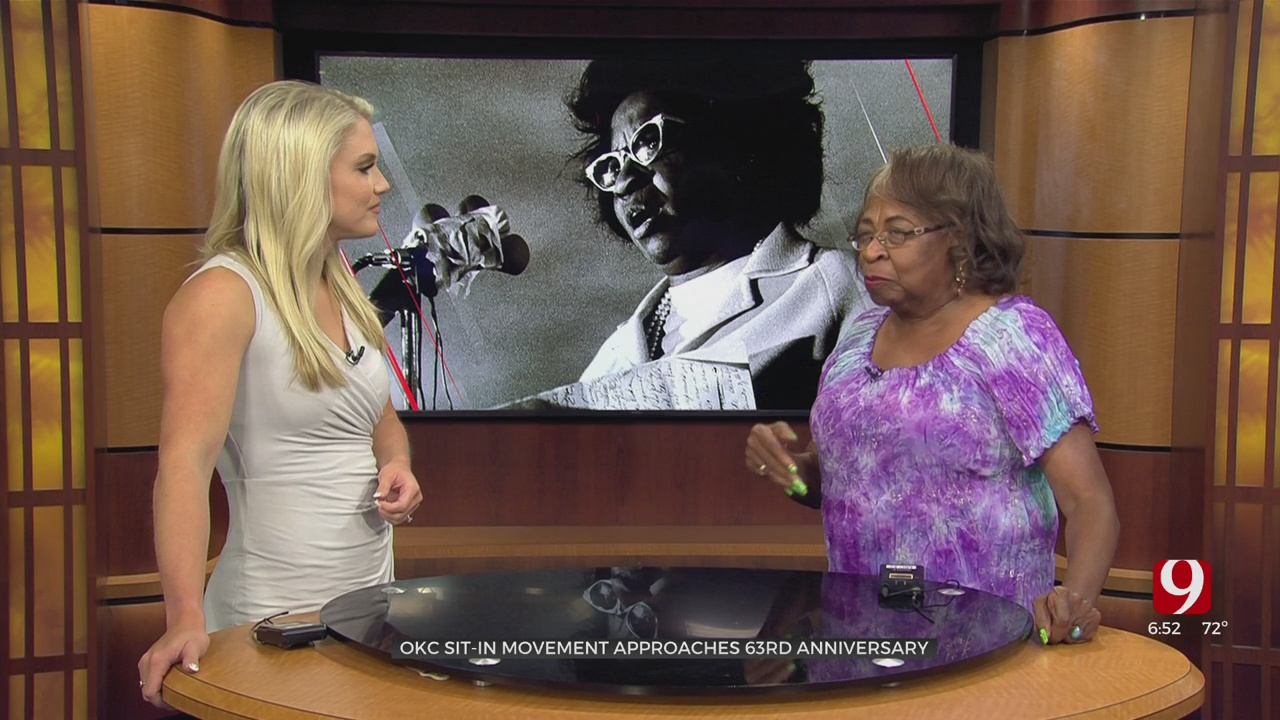 Daughter Of Civil Rights Icon Clara Luper Reflects On Anniversary Of OKC Sit-Ins