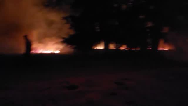 A Firefighter Battling The El Dorado Fire In California Has Been Found Dead