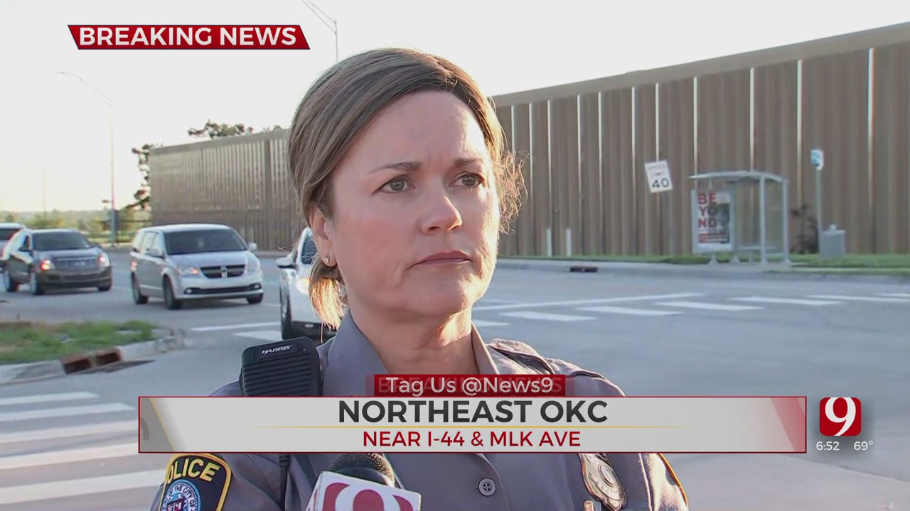 Oklahoma City Police Give An Update After A Woman Was Dragged In NE OKC
