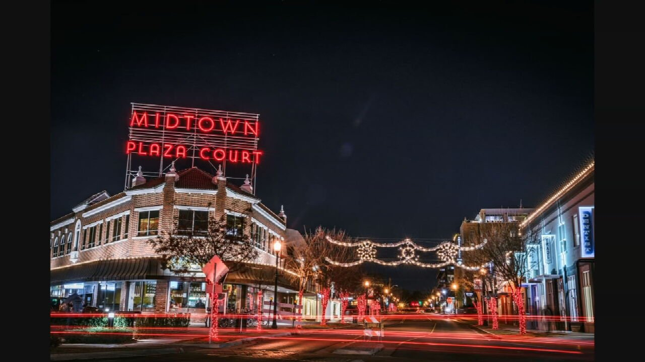 Preparation Underway For Oklahoma City's Downtown In December