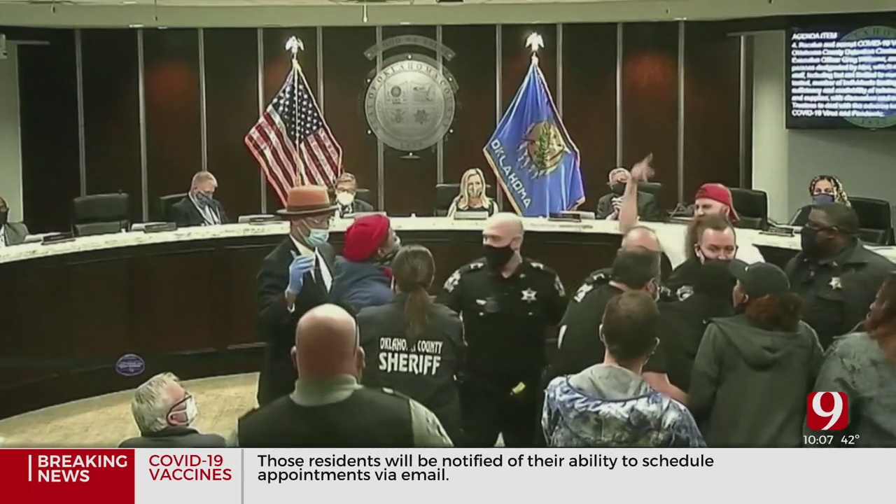 Activists Decline To File Charges After Scuffle During Jail Trust Meeting